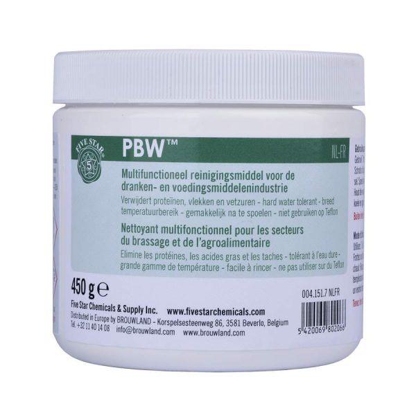 PBW 450 gram